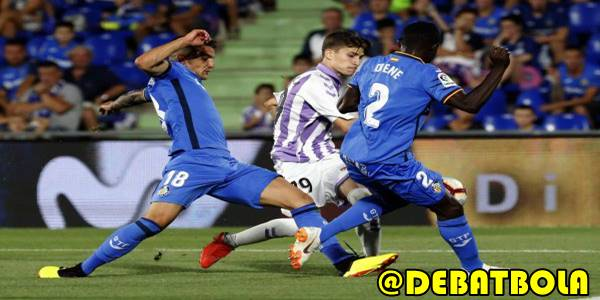 Valladolid VS Getafe