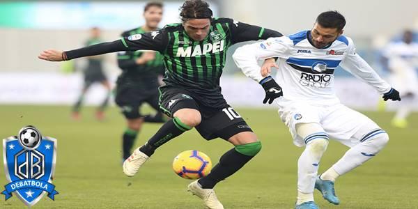 Atalanta vs Sassuolo
