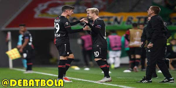 Bayer Leverkusen Vs Eintracht Frankfurt