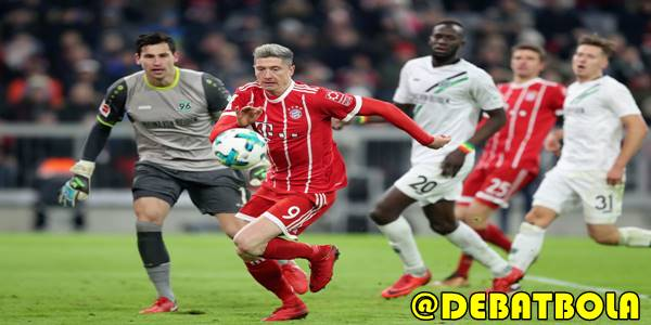 Bayern Munchen Vs Hannover