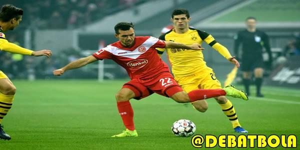 Dortmund vs Fortuna Dusseldorf