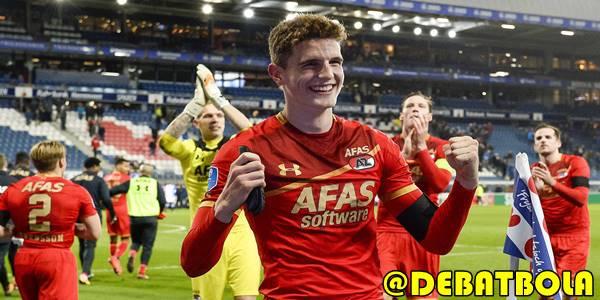 Excelsior vs AZ Alkmaar