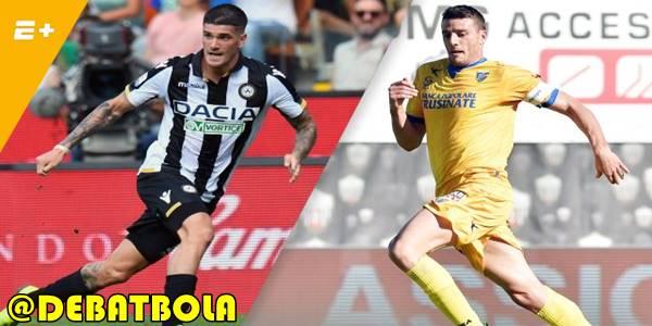 Frosinone vs Udinese