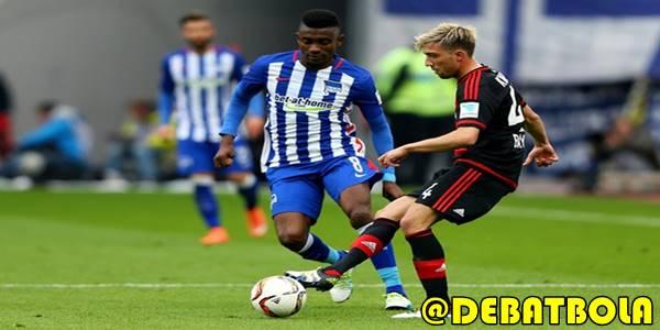 Hertha Berlin vs Bayer Leverkusen