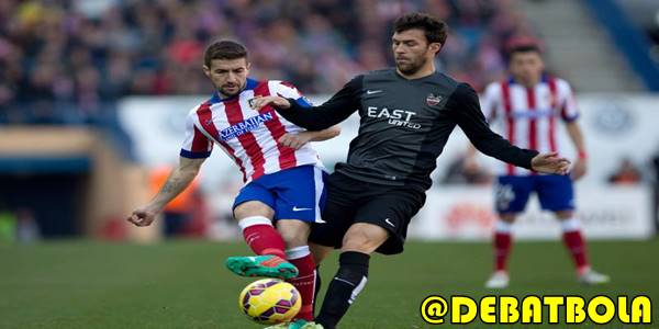 Levante vs Atletico Madrid