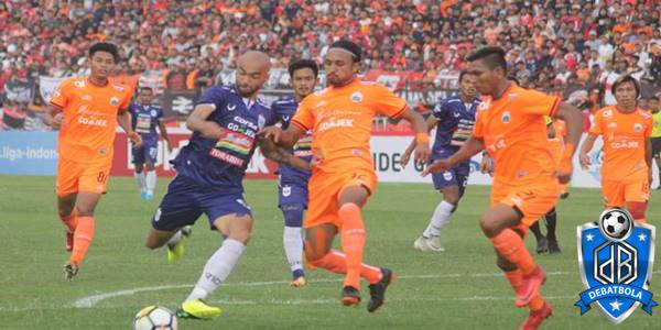 PSIS Semarang vs Persija