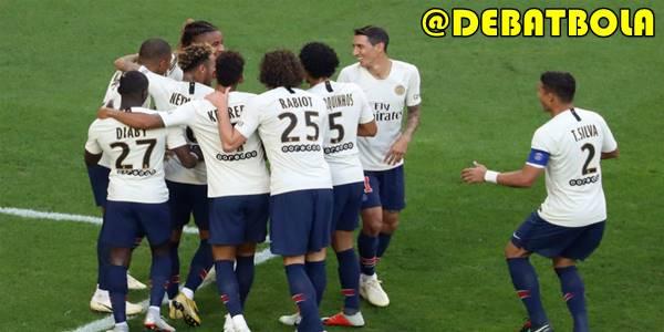 PSG vs Nice