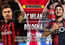 Prediksi AC Milan vs Bologna