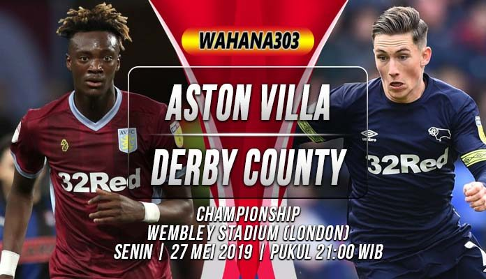 Prediksi Aston Villa vs Derby County