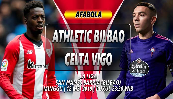 Prediksi Athletic Bilbao vs Celta Vigo : Athletic Bilbao ...