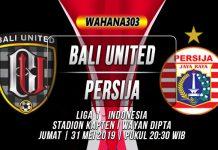 Prediksi Bali United vs Persija Jakarta