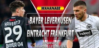 Prediksi Bayer Leverkusen Vs Eintracht Frankfurt