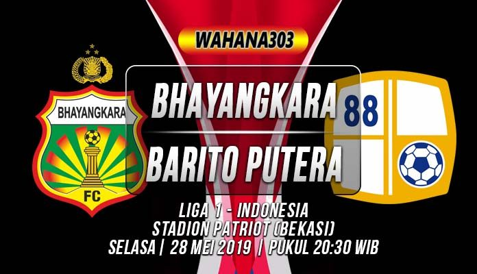 Prediksi Bhayangkara vs Barito Putera