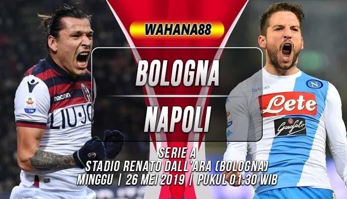 Prediksi Bologna vs Napoli