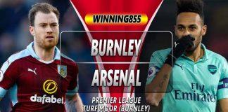 Prediksi Burnley vs Arsenal 12 Mei 2019
