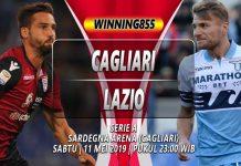 Prediksi Cagliari vs Lazio