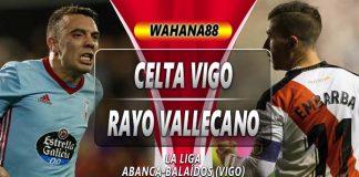 Prediksi Celta Vigo vs Rayo Vallecano