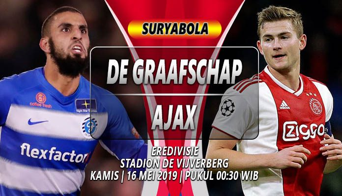Prediksi De Graafschap vs Ajax