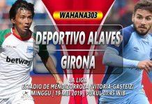 Prediksi Deportivo Alaves vs Girona