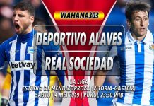 Prediksi Deportivo Alaves vs Real Sociedad