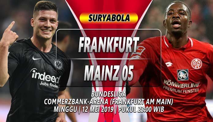 Prediksi Eintracht Frankfurt vs Mainz