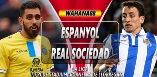 Prediksi Espanyol vs Real Sociedad