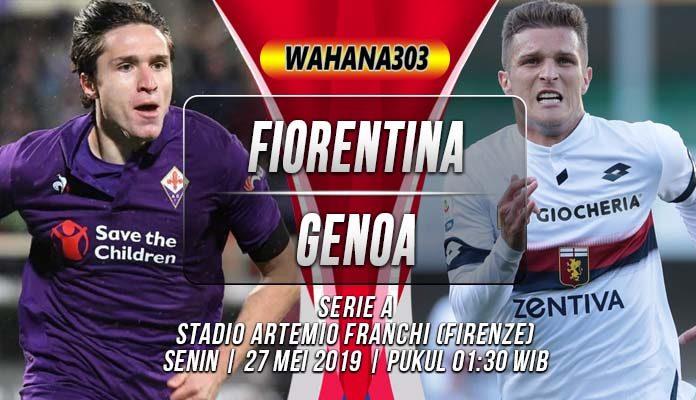 Prediksi Fiorentina vs Genoa