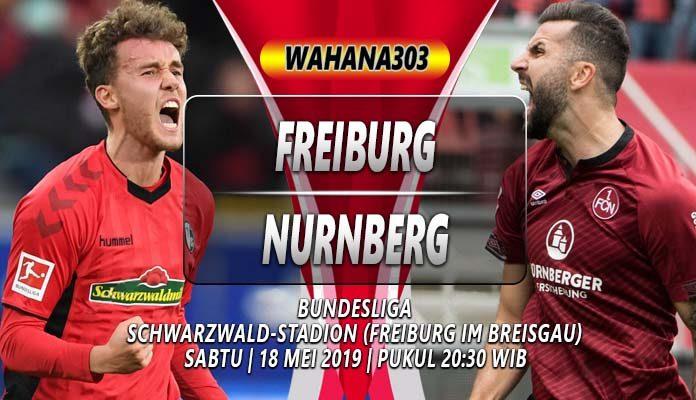 Prediksi Freiburg vs Nurnberg