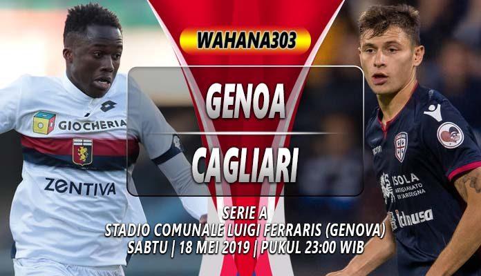 Prediksi Genoa vs Cagliari