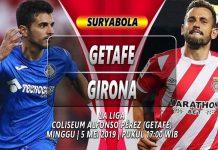 Prediksi Getafe vs Girona
