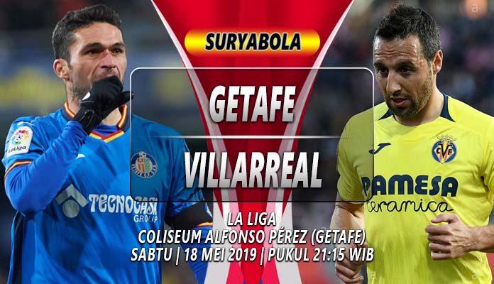Prediksi Getafe vs Villarreal