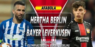 Prediksi Hertha Berlin vs Bayer Leverkusen