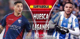 Prediksi Huesca vs Leganes
