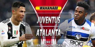 Prediksi Juventus vs Atalanta