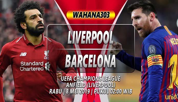 Prediksi Liverpool vs Barcelona