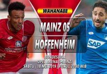 Prediksi Mainz vs Hoffenheim