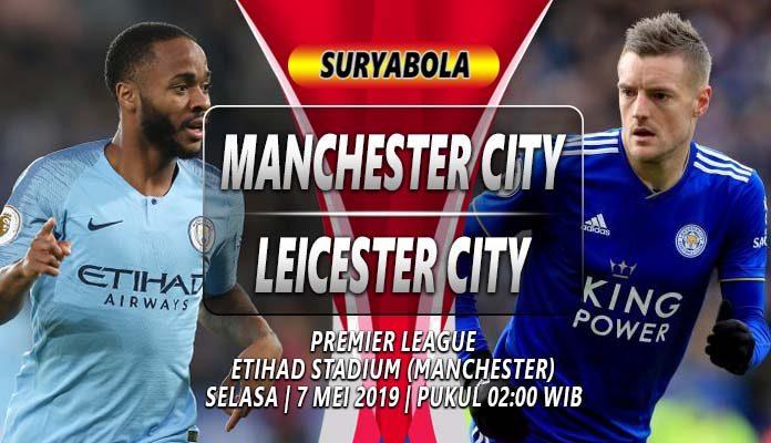 Prediksi Manchester City vs Leicester