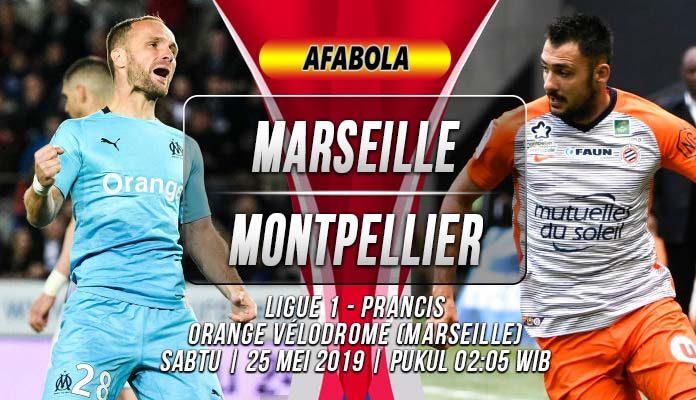 Prediksi Marseille vs Montpellier