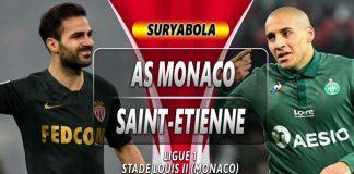 Prediksi Monaco vs Saint Etienne