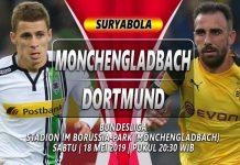 Prediksi Monchengladbach vs Dortmund
