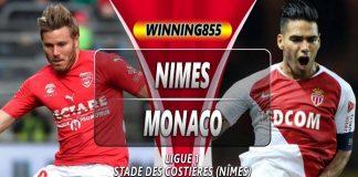 Prediksi Nimes vs Monaco