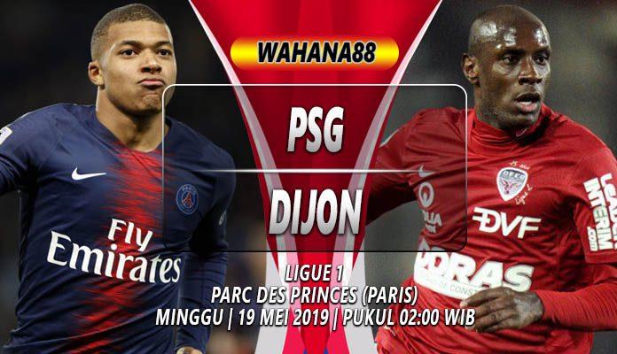 Prediksi PSG vs Dijon
