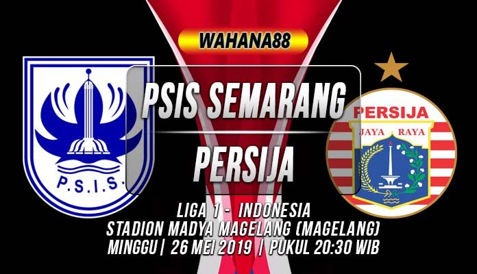 Prediksi PSIS Semarang vs Persija