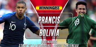 Prediksi Prancis vs Bolivia