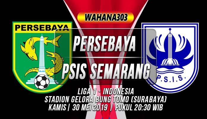 Prediksi Persebaya Surabaya vs PSIS Semarang