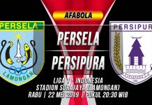Persela vs Persipura