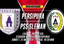 Prediksi Persipura vs PSS Sleman