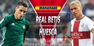 Prediksi Real Betis vs Huesca
