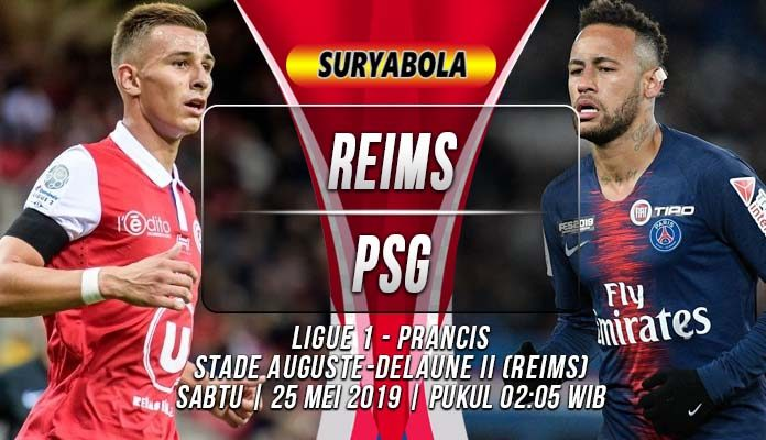 Prediksi Reims vs PSG