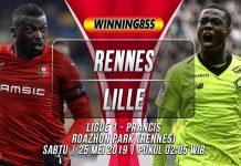 Prediksi Rennes vs Lille